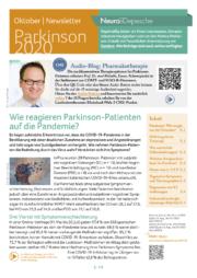 Parkinson-Newsletter Oktober 2020 der Neuro-Depesche Vorschaubild